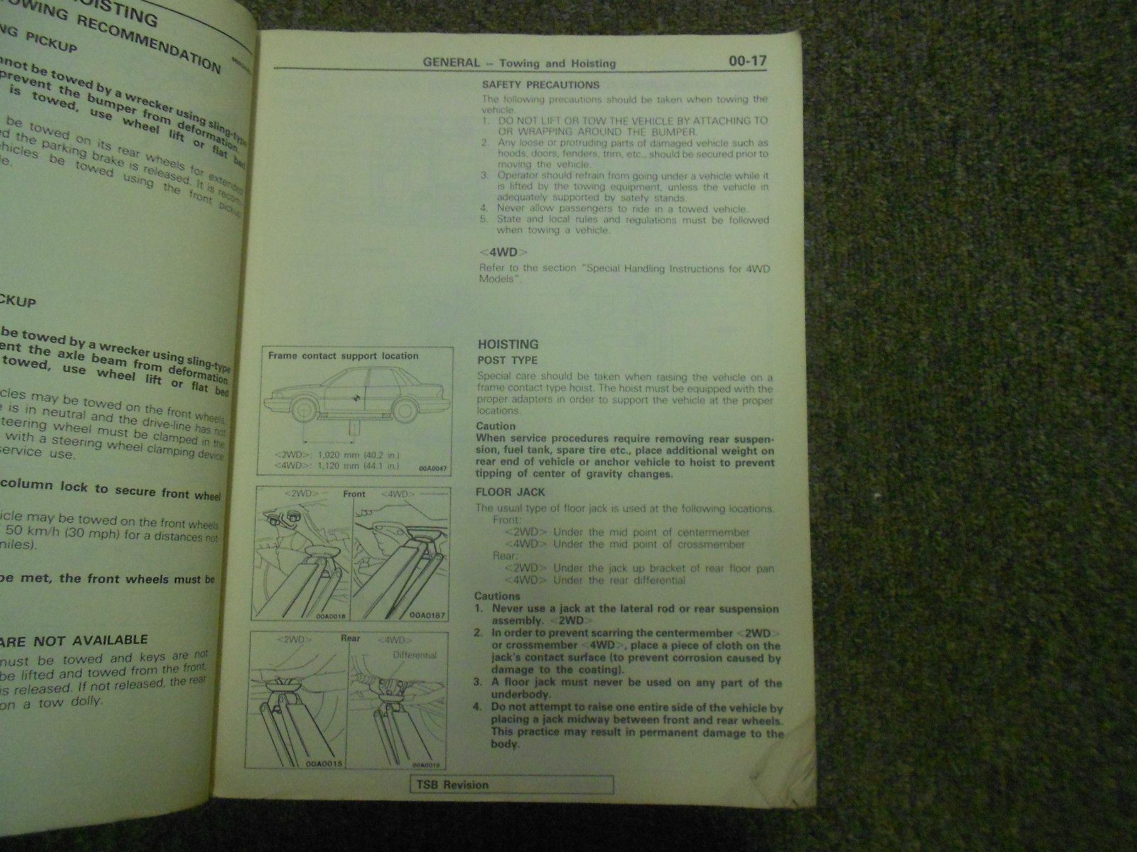 1989 1990 mitsubishi galant service manual and 50 similar items rh bonanza com 2003 Mitsubishi Galant Wiring-Diagram 2003 Mitsubishi Galant Wiring-Diagram