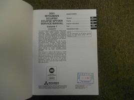 2001 MITSUBISHI Eclipse Spyder VOL 1 Technical Bulletins Service Manual SET OEM image 2