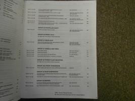 2001 MITSUBISHI Eclipse Spyder VOL 1 Technical Bulletins Service Manual SET OEM image 7