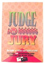 Judge 'N Jury: The Game of Trials and Tribulations - $19.99