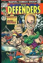THE DEFENDERS #16 (1974) Marvel Comics VG+/FINE- - $9.89