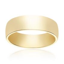5.8mm 14K Yellow Gold Wedding Band - $236.61