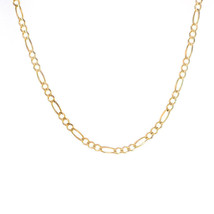 3.0 mm 14K Yellow Gold Classic Figaro Chain Necklace - $662.31