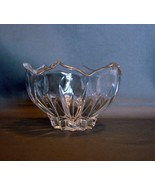 Gorham Lead Crystal Lotus Collection Votive Candle Holder - $9.99