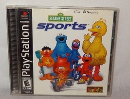 Sesame Street Sports PlayStation 1 Newkidsco. 2001 - $12.51