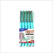 Artline Yoodle 0.4MM Fine Tip Pen (Pack of 5) - $39.59