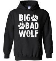 Big Bad Wolf Halloween Blend Hoodie - $32.99+