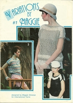 Variations By Maggie International Yarns Pattern Leaflet No 1 Knit Tops ... - $6.99