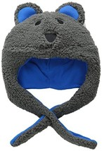 Columbia Baby Boys' Infant Tiny Bear Hat (One Size|Boulder, Hyper Blue) - $39.22