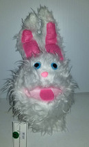 F8 * Professional White Muppet Style Ventriloquist Bunny Puppet - $15.00