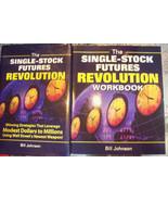 The Single-Stock Futures Revolution (2002, Hardcover) & WORKBOOK  Bill J... - $19.99