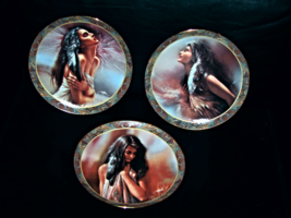 "Native American ""Native Beauty"" Bradford Exchange Collector Plates-3 - $29.00"