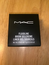 Mac Cosmetics Fluidline Brow Gelcreme True Brunette  BRAND NEW IN BOX - $24.74