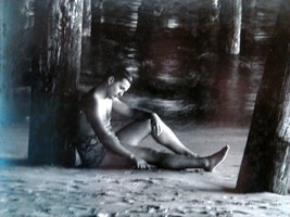 2 Vintage Photographs by Robert Hemmi Black & White circa 1960's image 2