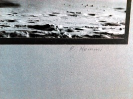 2 Vintage Photographs by Robert Hemmi Black & White circa 1960's image 3