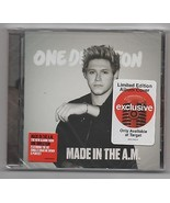 One Direction Made in The A.M. Target Exclusive CD Niall Horan Cover - $48.24