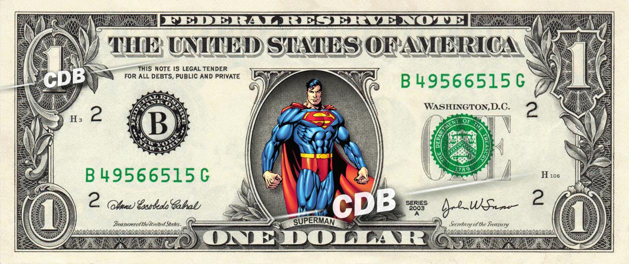 Superman 5 color