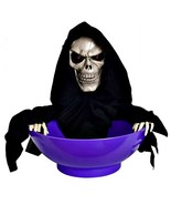 Animated Snapping Sam Halloween Candy Bowl Deco... - $37.06