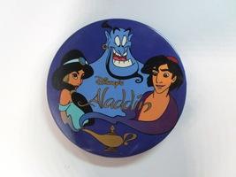 1992 Disney's Animated  Movie ALADDIN Promotional Pin Back Button - $7.99