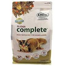 Exotic Nutrition Glider Complete - High Protein Sugar Glider Food - $37.99
