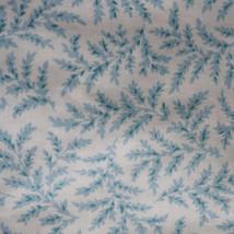 """Vintage WAVERLY """"Fernwood"""" Glazed Cotton Uphol... - $90.00"""