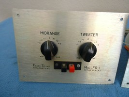 Faber Sound FS-1 , 3 way Crossovers pair,  Vintage ! - $71.65