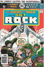 Our Army At War Comic Book #294, DC Comics 1976 FINE- - $5.24