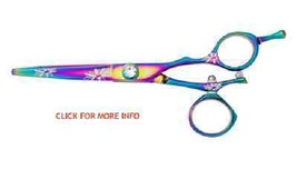 washi flower swivel cut shears best professional hairdressing scissors japan - $169.00