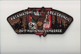 Potawatomi Area Council 2017 National Jamboree JSP (Cherry Cola) - $8.91