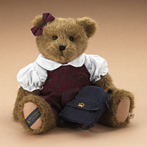 "Boyds Bears ""Sally"" 14"" Sept. Bear of the Month- - #919872 -NWT-2006 - $39.99"