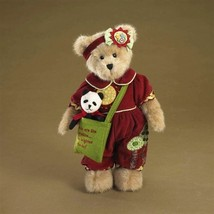 "Boyds Bears ""Meagan Goodfriend "" 12"" Plush Bear-  #4015944- NWT-2009 - $39.99"