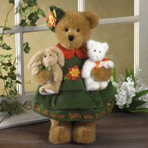 "Boyds Bears ""Chloe Goodfriend"" 14"" Plush Bear-  #4015943- NWT-2009 - $69.99"