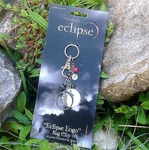 "The Twilight Saga Eclipse ""Eclipse Logo"" Bag Clip by NECA Edward Bella J... - $22.00"