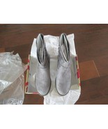 BNIB DOLCE by Mojo Moxy Jody Boot, Gray, Women, Size 6.5M, $59.99 - $39.59