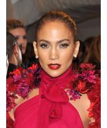 Charming Celebrity Jennifer Lopez Stud Earrings In Silver 925 14k Yellow... - $54.81