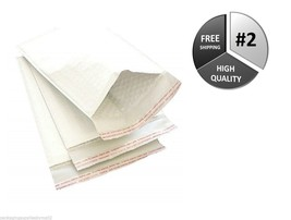1800 #2 8.5x12 USA White Bubble Mailers Padded Envelopes Shipping Mailin... - $433.87