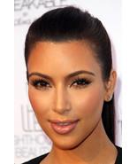 New Fashion 1 Pair Celebrity Kim Kardashian 14k White Platinum Fn Stud E... - $55.71