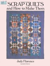 Booklet - Scrap Quilts and How to Make Them (Dover Quilting) - $4.99