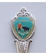 Collector Souvenir Spoon USA Minnesota Bemidji ... - $9.99
