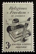 1957 3c Religious Freedom in America Scott 1099 Mint F/VF NH - $0.99
