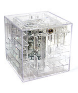 Money Maze Puzzle Brain Teaser Gift Box - Perfect Christmas Stock Stuffer - $12.98