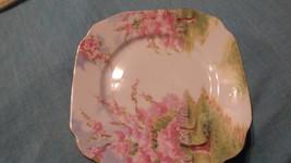 Royal Albet bone China England Free Shipping Blossom Time 7 1/2 inch sid... - $24.99
