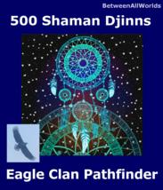jxr spr 500 Shaman Djinns Eagle Clan Pathfinder Haunted BetweenAllWorlds Ritual  - $165.29