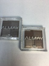 (2) Almay 110 Cause A Stir Eyeshadow Quad Makeup - $8.90