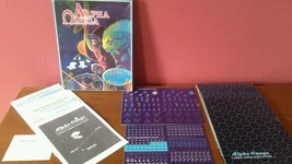 Alpha Omega Space Combat Game by Avalon Hill - $12.70