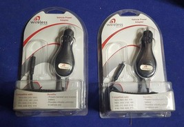 2 NIP Wireless Solutions NOKIA Vehicle Car Charger Model 382391 - $9.55