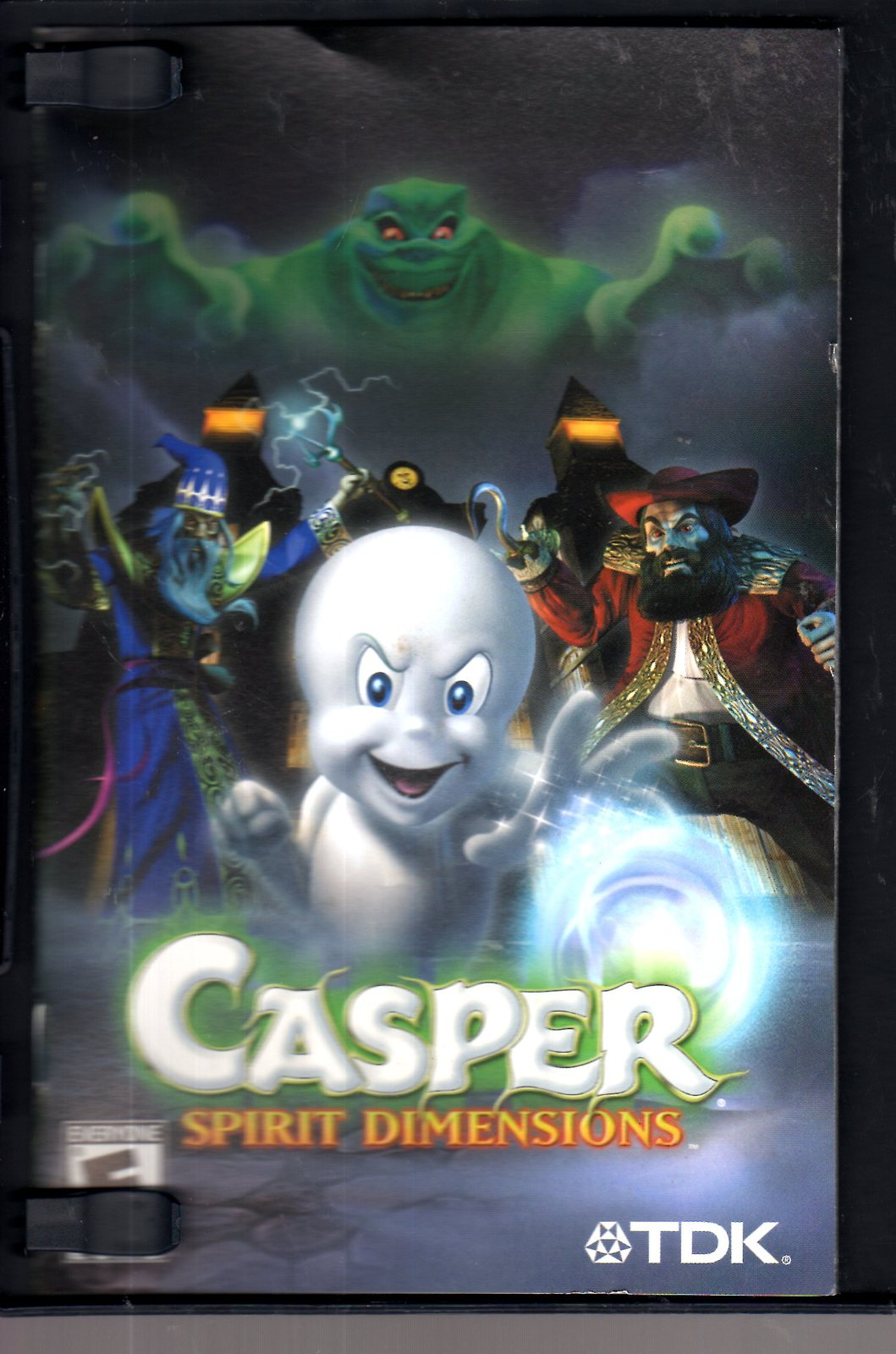 PlayStation 2 - Casper - Spirit Dimension