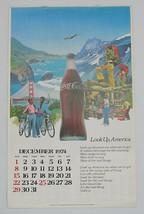 Coca-Cola 1975 Calendar - New Free Shipping - $11.88
