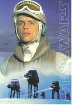 Star Wars ESB Luke Skywalker on Hoth 4 x 6 Photo Postcard NEW UNUSED #10... - $2.00