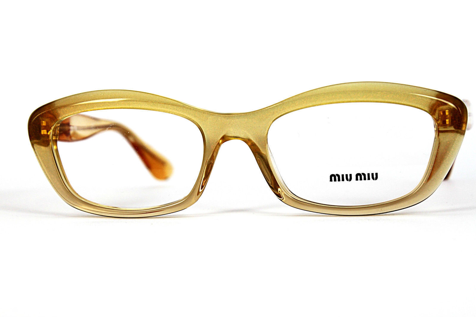 ca1ed82e7ce1 Miu Miu VMU 02M PDA-1O1 Frames Eyeglasses 52mm - 15 -  71.04